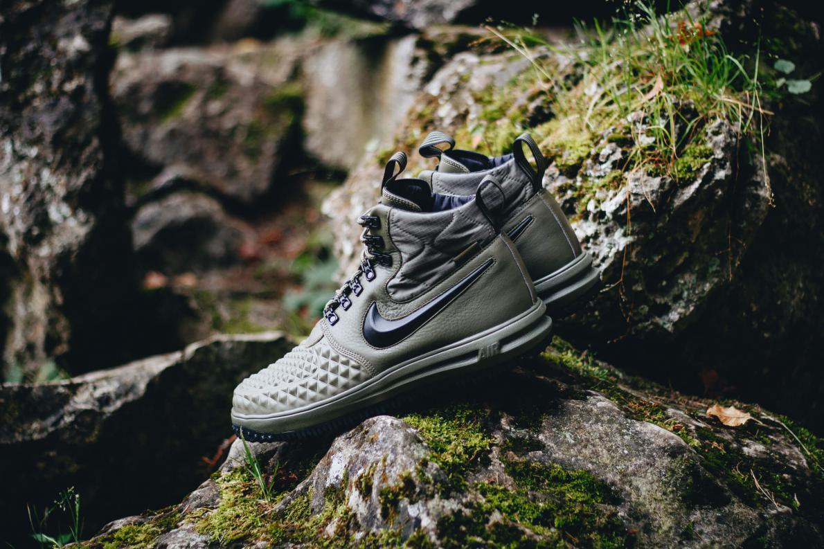 Nike Lunar Force 1 Duckboot '17 - Medium Olive