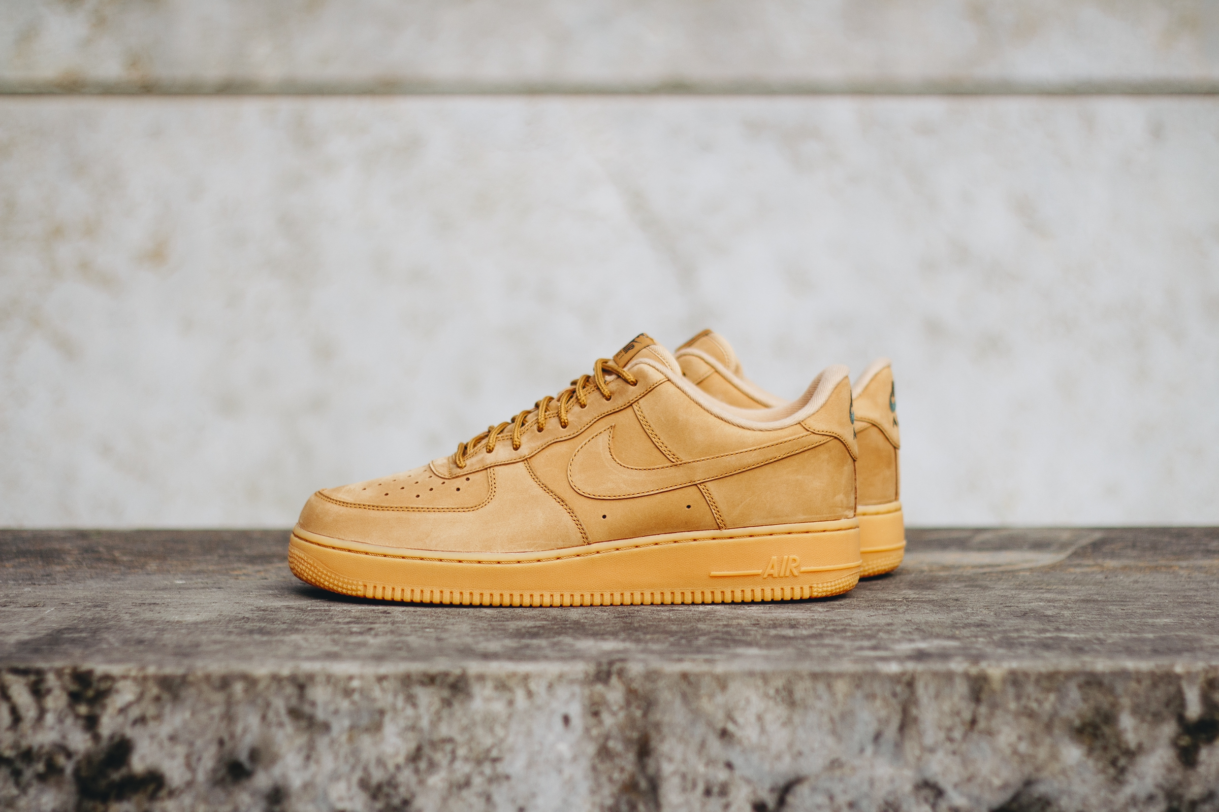 Nike Air Force 1 '07 WB - Flax / Flax