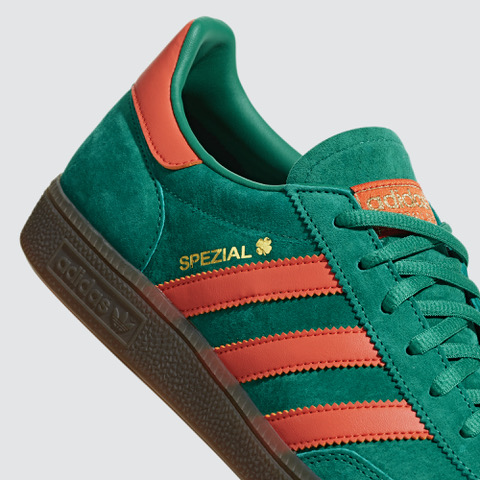 finest selection eeb92 fee0d Adidas Originals Handball Spezial St Patricks Day Pack